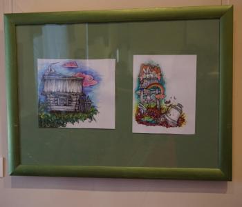 Выставка «Витославлицы: окна в сказку»