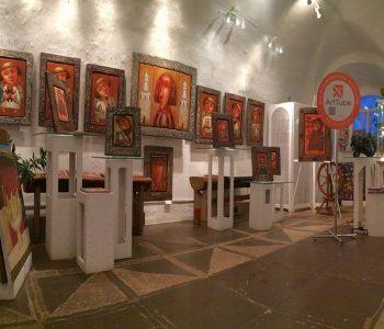 Арт-галерея «На Торгу» – особенное место в историческом центре Великого Новгорода
