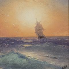 Выставка «Искусство любить море…»