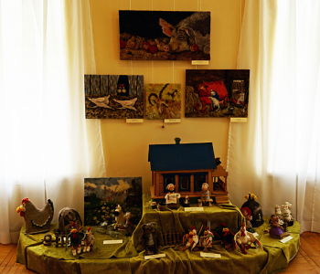 "Exhibition ""Village gatherings"""