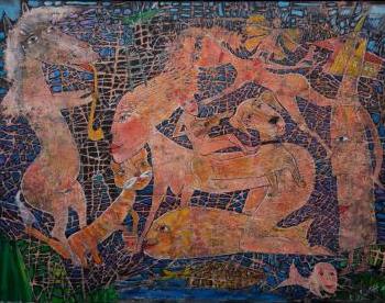 Выставка Ирины Рабецкой «Параллельные миры»