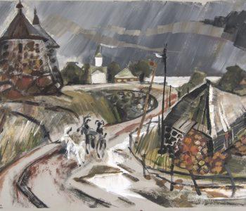 Выставка «Соловки. Крепость духа»